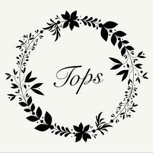 Tops - Women's Tops! ⬇️